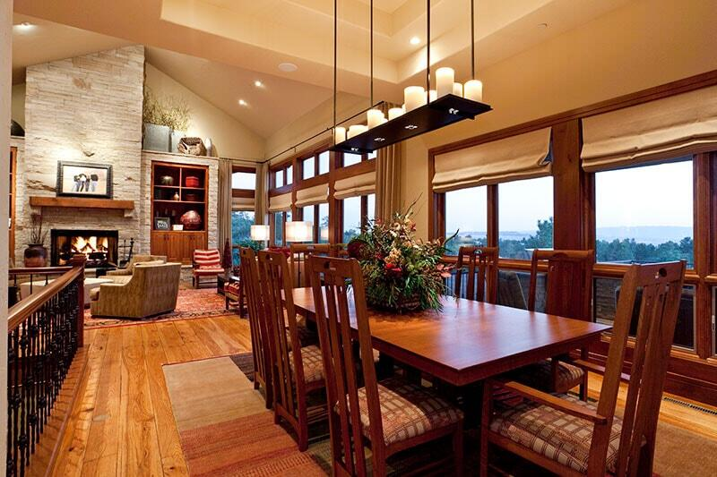 Beautiful Kitchen and Living Room
